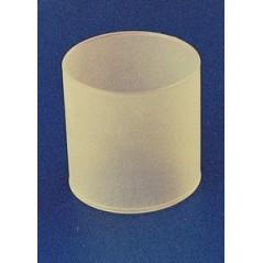 VETRO RICAMBIO X LAMPADE W100 CARTUCCIA GAS