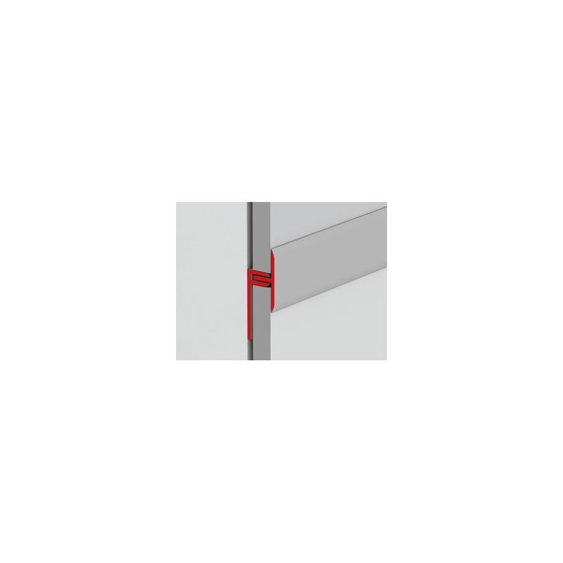 PROFILO GIUNZIONE A202 CM 300 BIANCO
