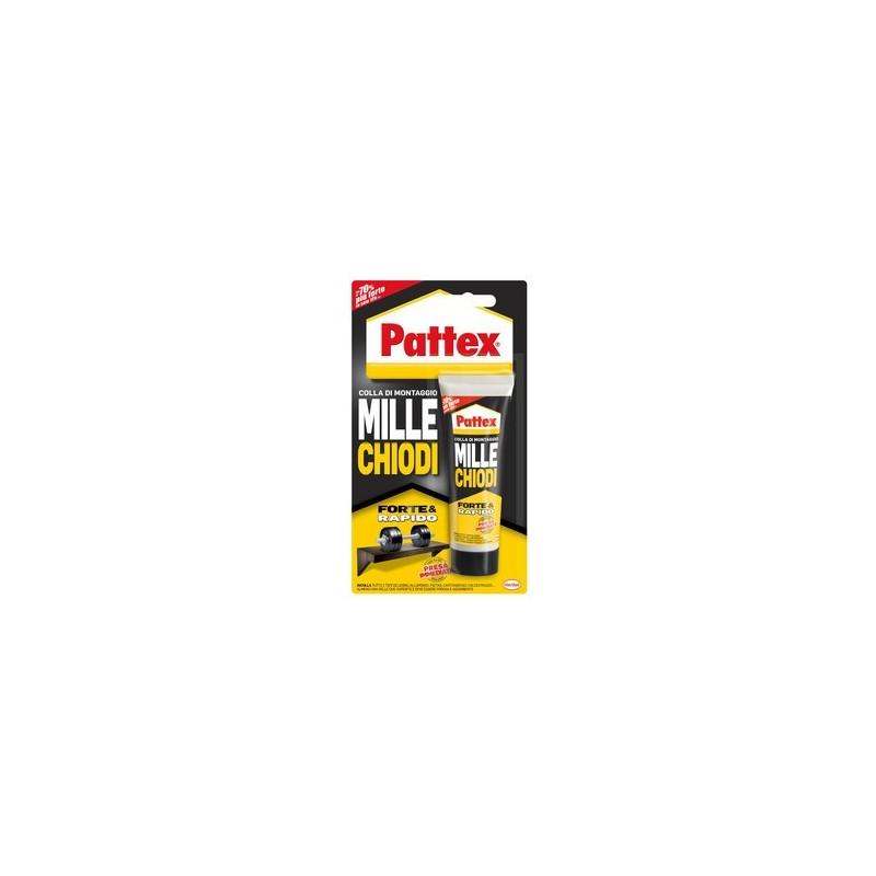 PATTEX MILLECHIODI 'FORTE&RAPIDO' BL GR.100