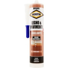 BOSTIK SIGILLANTE X LEGNO MOGANO ML.300
