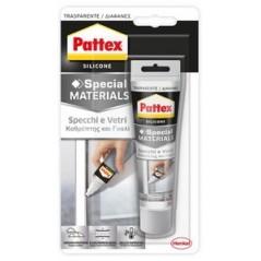 PATTEX SILICONE SPECCHI E VETRI ML.50