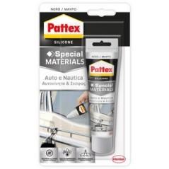 PATTEX SILICONE NERO (AUTO E NAUTICA) ML.50