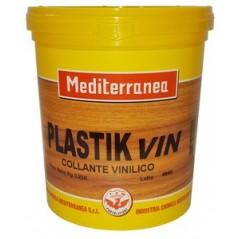 COLLA VINILICA PLASTIK VIN KG.0