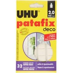 UHU TAC PATAFIX SUPER FORTE FINO A KG.2