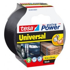 NASTRO AMERICANO EXTRA POWER MM 50X10MT NERO