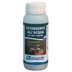 RIOVERDE RR1050 DETERGENTE ALL'ACQUA LT.0