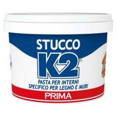 STUCCO PRONTO K2 NOCE CHIARO DA KG. 1