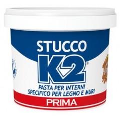STUCCO PRONTO K2 NOCE SCURO DA KG. 0