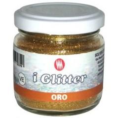 GLITTER 125 ML. COLORE ORO