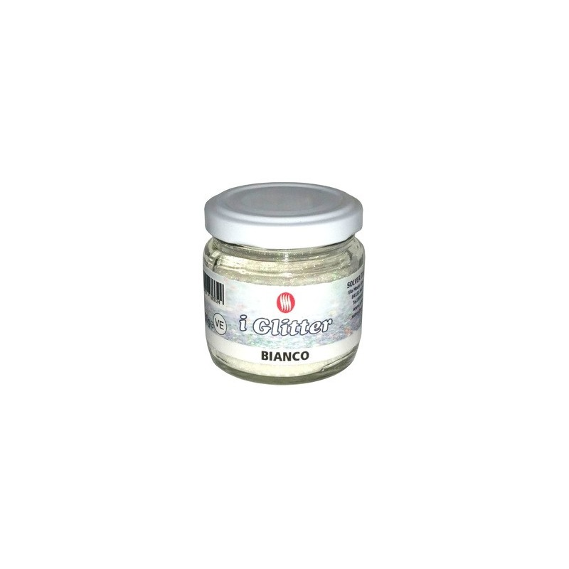 GLITTER 125 ML. COLORE AVORIO IRIDISCENTE