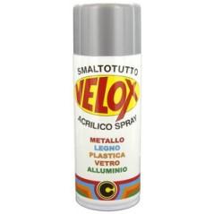 VELOX SPRAY EFFETTO ARGENTO N.114