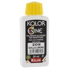 COLORANTE KOLOR ONE ML.20 N.209 GIALLO LIMONE