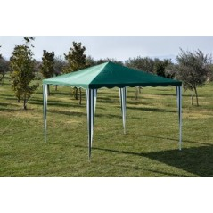 GAZEBO IN POLIESTERE MT.2X2 VERDE