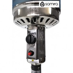ST01FN - Stufa a fungo a gas - riscaldatore a infrarossi per esterno -