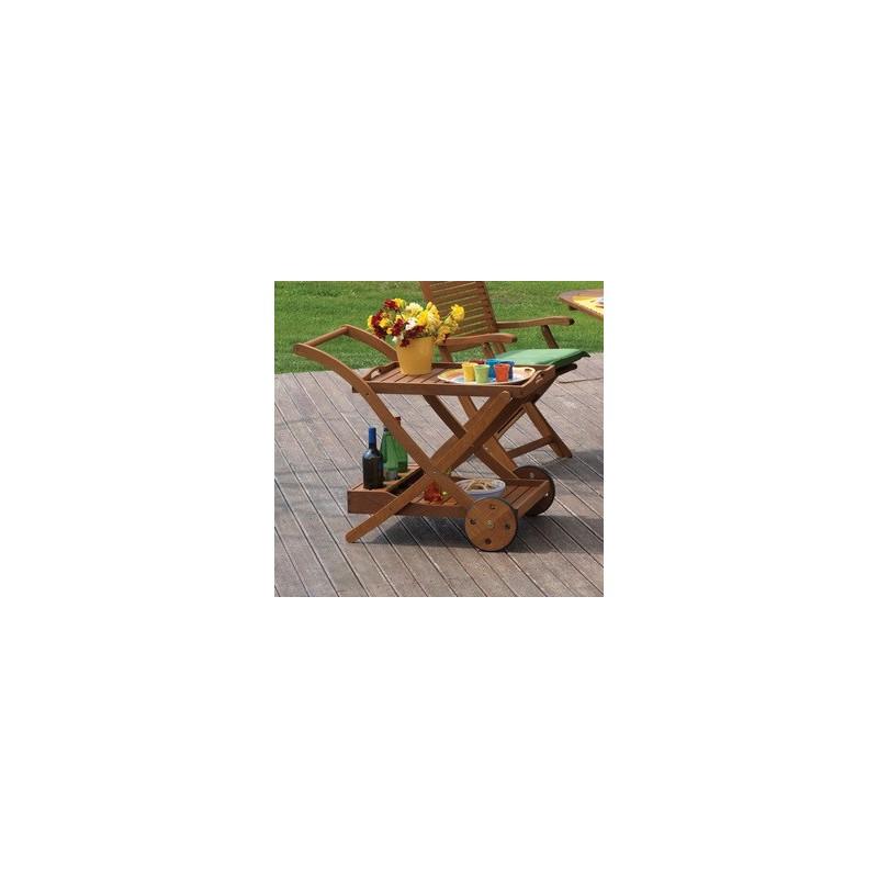YELLOW BALAU CARRELLO TEA87X56X77H TT-623