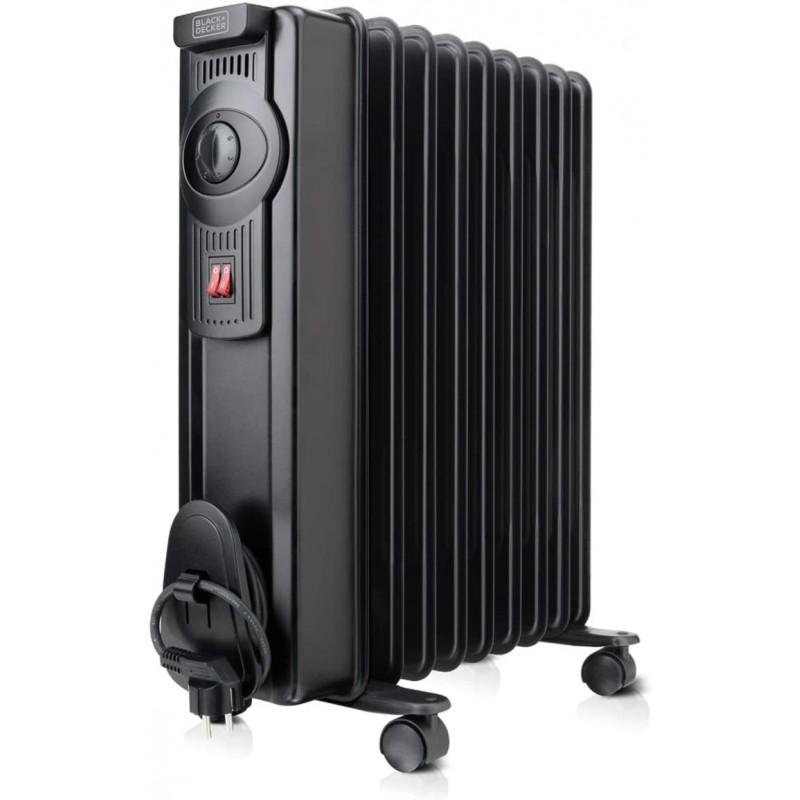 Radiatore a olio B+D 9 elementi mod.BXRA1500E