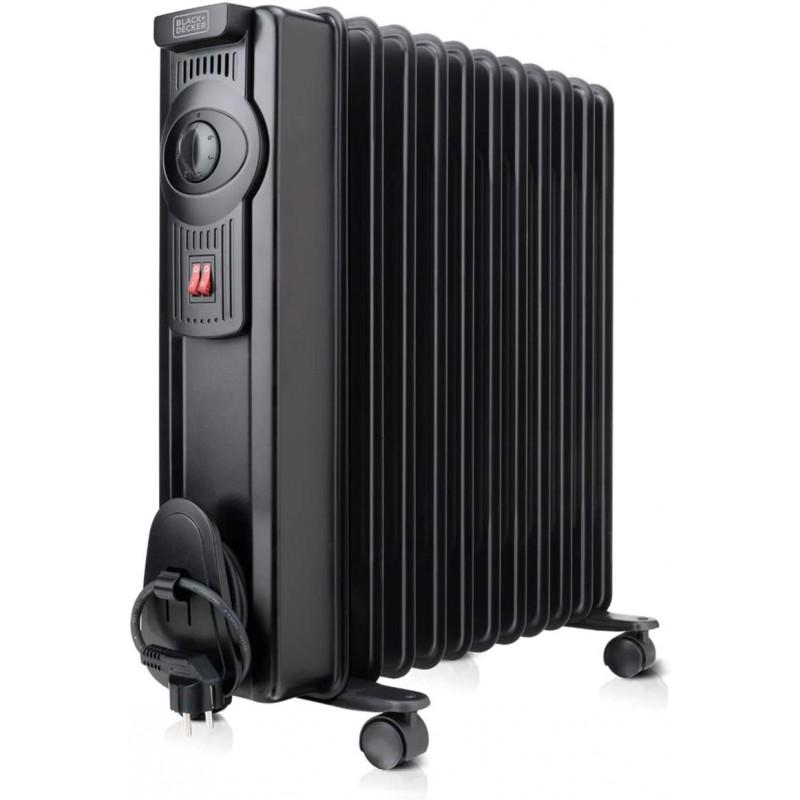 Radiatore a olio B+D 11 elementi mod.BXRA2000E