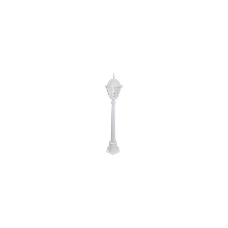 LAMPIONE 'NEW YORK'H.CM 110 A 1 LUCE BIANCO