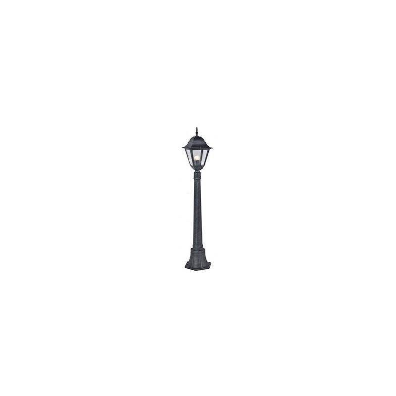 LAMPIONE NEW YORK H CM.110 A 1 LUCE GRIGIO